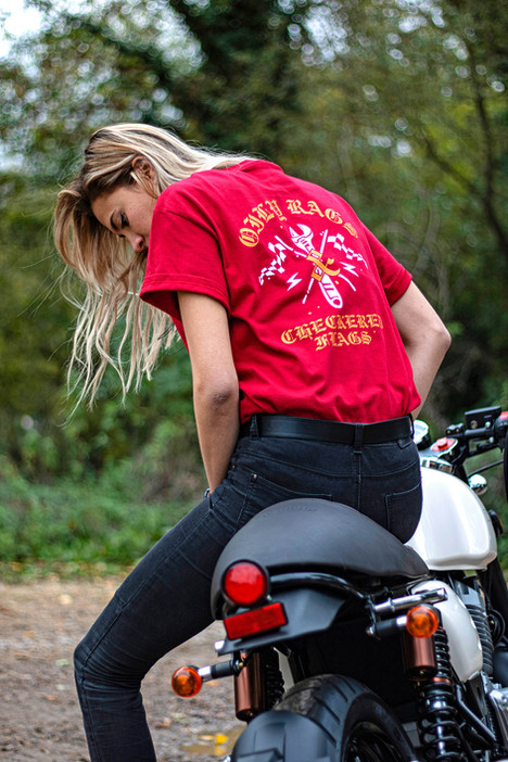 Herald Motorcycles Apparel Launch