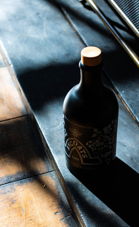 Ancoats Gin Launch Imagery