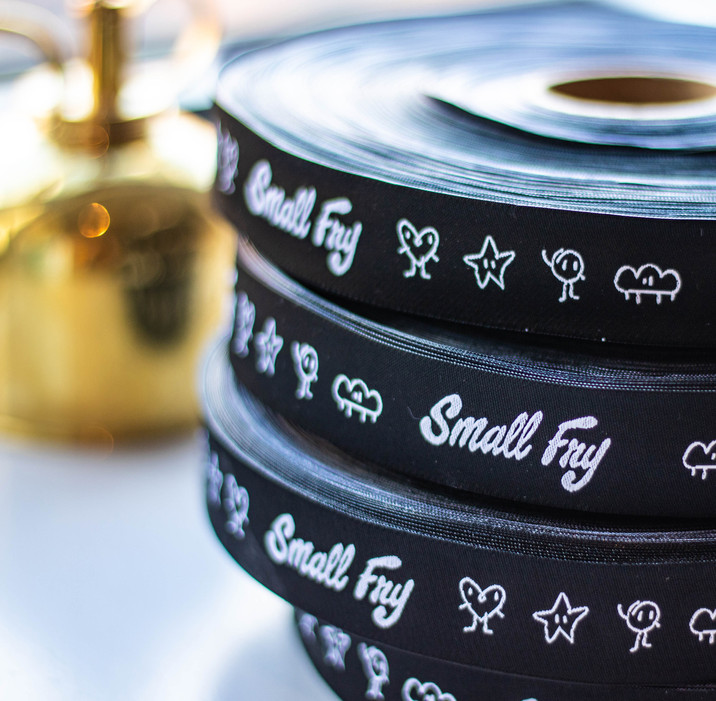 Small Fry Clothing Ribbon