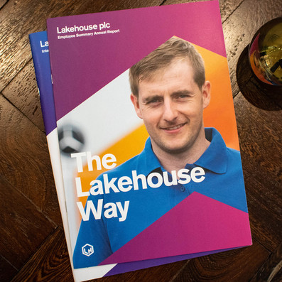 Lakehouse Annual Report for Employees