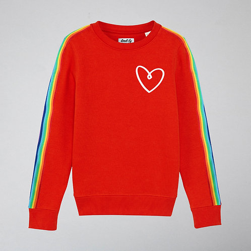 Kids unisex: LOVE sweater