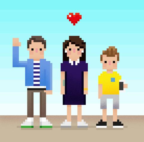 Blossom Pixel Family.jpg