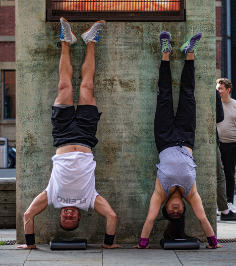 CrossFit Ancoats Outdoor Classes