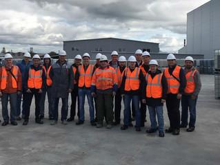 Российский «Хагербах»: практический семинар для специалистов горнорудных предприятий прошел в Подмос