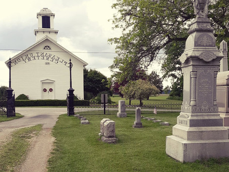 Old Fort Cemetery Spotlights the Dearly Departed in New History Tour