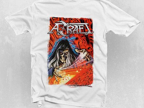 T-Shirt AZRAEL - Blanca