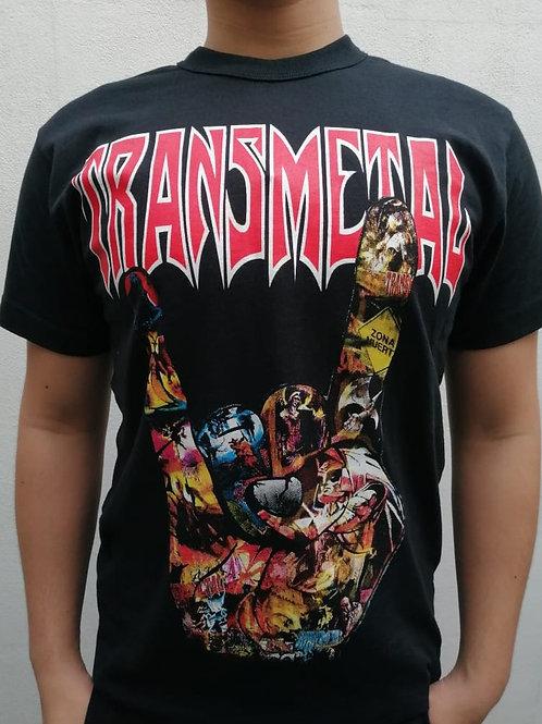T-Shirt TRANSMETAL