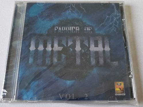 Fabrica de Metal Vol. 2 - Acoplado Bandas Mexicanas y Españolas