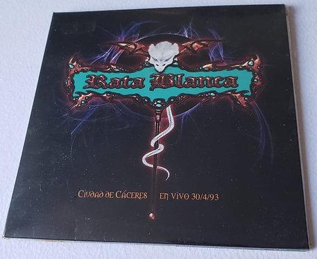 RATA BLANCA  - CIUDAD DE CACERES EN VIVO 30/04/93