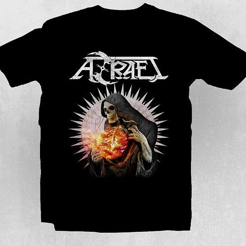 T-Shirt AZRAEL - Portada