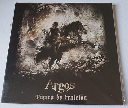 ARGOS - TIERRA DE TRAICION