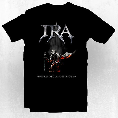 T-Shirt IRA - Guerreros Clandestinos 2.0