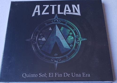 AZTLAN - Quinto Sol; El fin de una Era