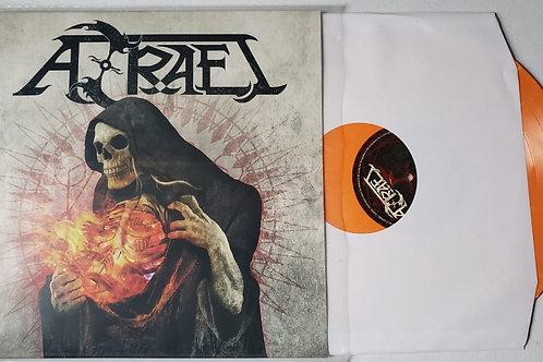AZRAEL - Azrael (Disco Vinyl Color Naranja)