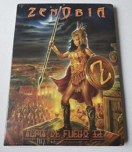 ZENOBIA - Alma de Fuego II
