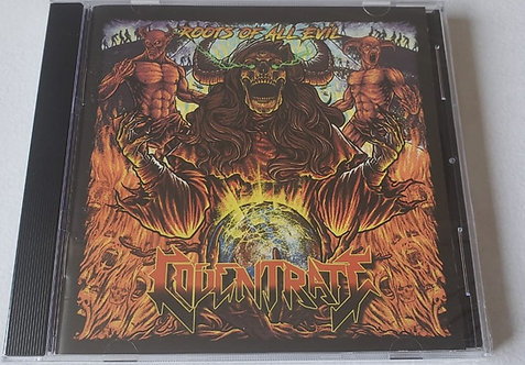 COVENTRATE - Roots of All Evil
