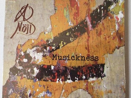Anojd - Musickness