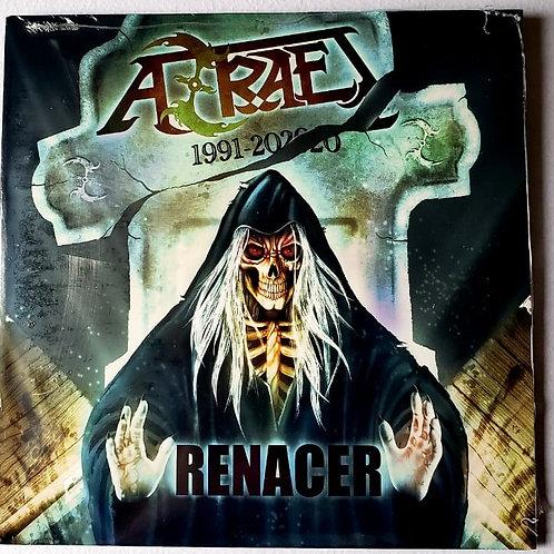 AZRAEL - Single en vinyl RENACER incluye ME QUEMA Versión 2020.