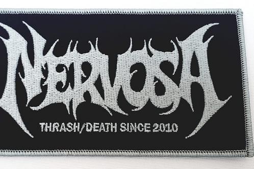 NERVOSA - Patch Logo