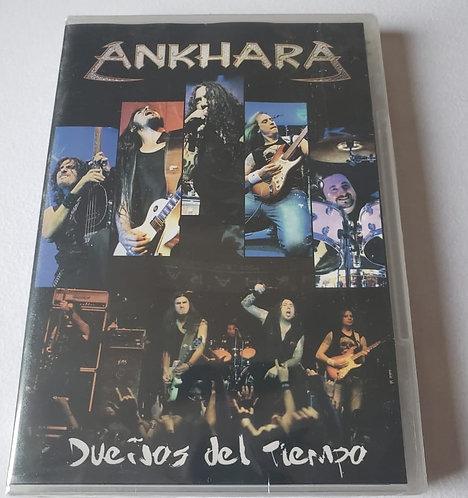 ANKHARA - DUEÑOS DEL TIEMPO (DVD)