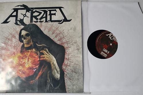 AZRAEL - Azrael (Disco Vinyl Color Negro)
