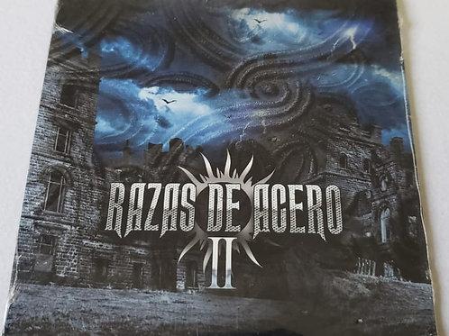 Razas de Acero Vol 2 - Varios Artistas (España y Mexico)