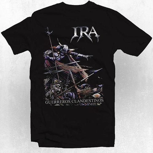 T-Shirt IRA - Guerreros Clandestinos
