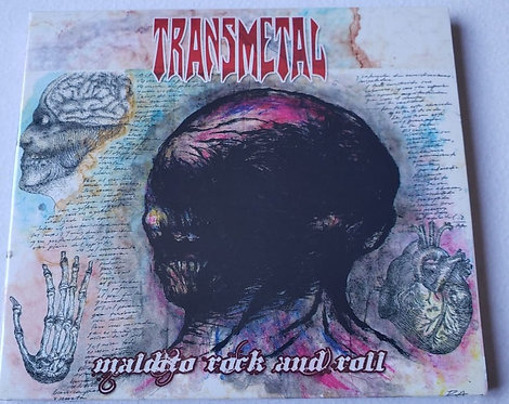 TRANSMETAL - Maldito Rock and Roll