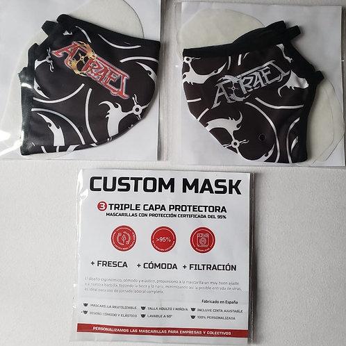 AZRAEL - Custom Mask