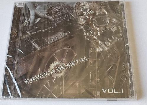 Fabrica de Metal Vol. 1  - Acoplado Bandas Mexicanas y Españoñas