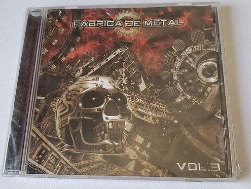 Fabrica de Metal Vol. 3 - Acoplado Bandas Mexicanas y Españolas