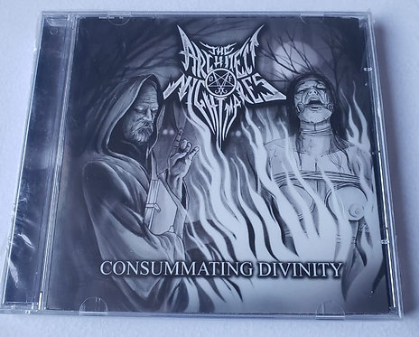 THE ARCHITECT OF NIGHTMARES - Consummating Divinity