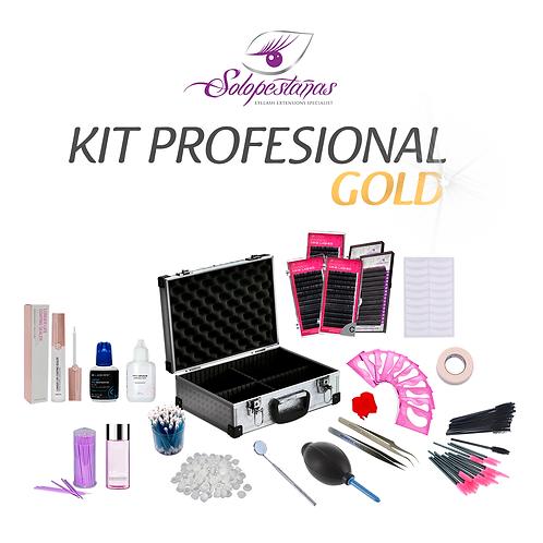KIT PROFESIONAL GOLD