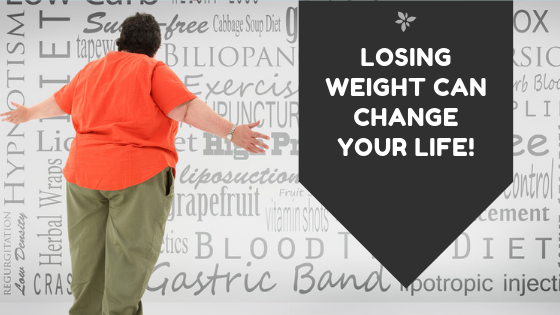 Medical weight loss can change your life