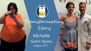"Michelle's Transformation Story ""I have an entirely different life!"""