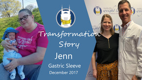 A Weight Loss Transformation Story: Jenn