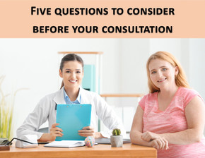 Getting ready to visit Nashville Weight Loss Solutions for your first consultation? Ask yourself the