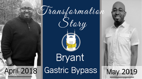 Transformation Story - Bryant Nall