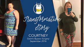 Transformation Story - Courtney