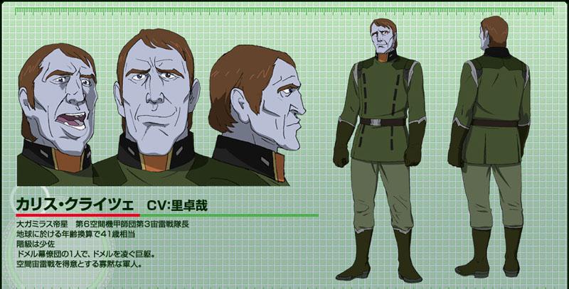 Major Charis Kraitze