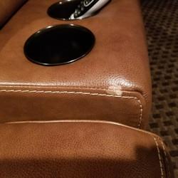 Leather Sofa Arm Torn
