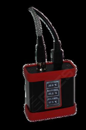 HTD200 Sıcalık Nem Çiğ Noktası Veri Toplama Cihazı