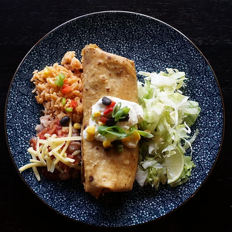 Chimichanga Burrito