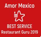 Best Service Restaurant Guru 2019