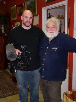 House of Stronzo Director Matt White and Pete Cecere