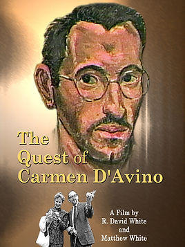 Documentary Posters_Quest of Carmen DAvi
