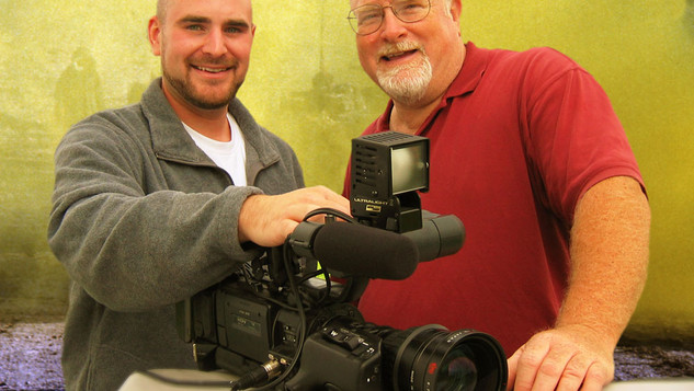 Directors Matt White and RD White