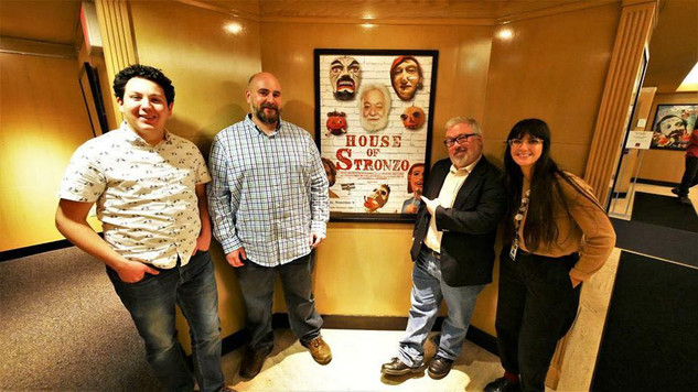 George Eastman Dryden Theatre Screening of House of Stronzo