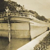 Film still from Little Ditch The Black River Canal