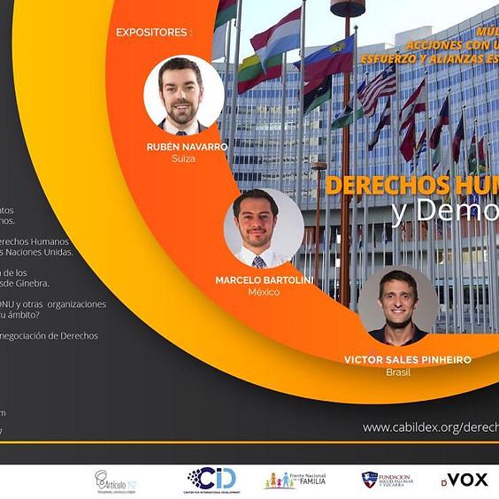 Seminario en Derechos Humanos y Democracia